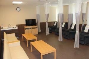 2階 健診センター(1泊ラウンジ)2