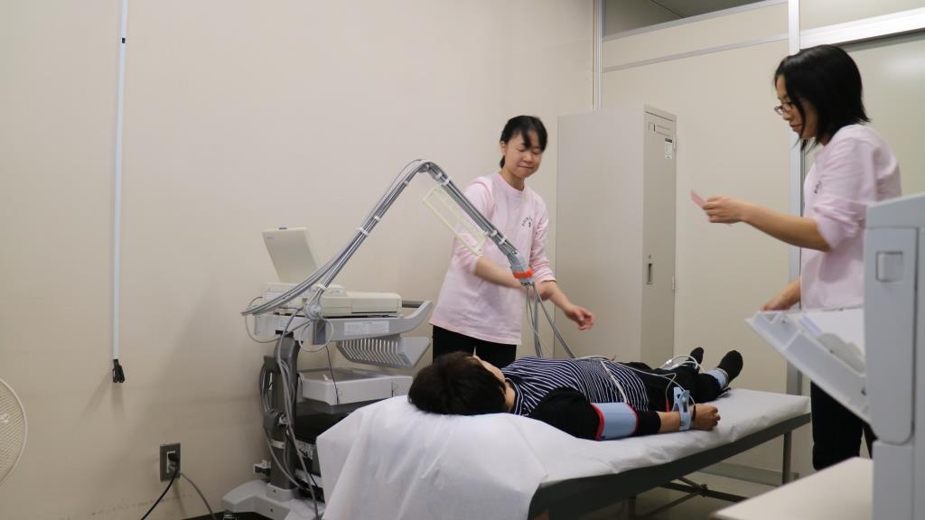 動脈硬化測定(ABI)検査